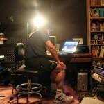 Bill Murray in Recording Mode