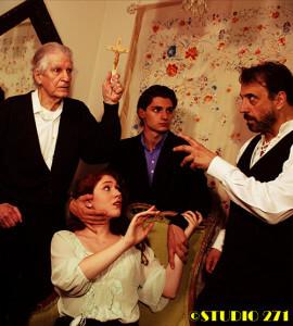 Studio 271 Production Dracula Part Two on KBKabaret