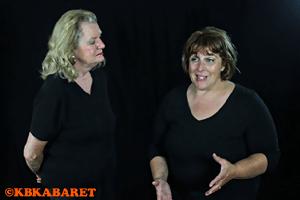 Judy McMahon and Bree Harvey
