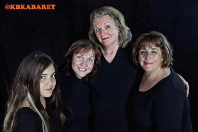 The Ladies of KBKabaret