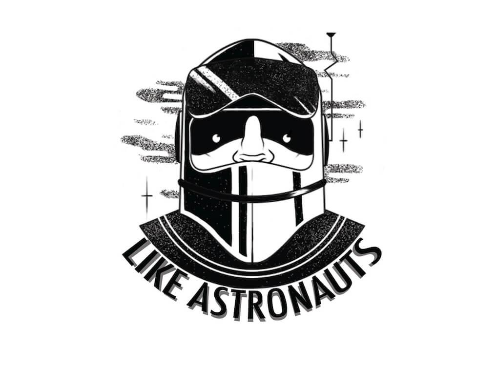 Like Astronauts on KBKabaret